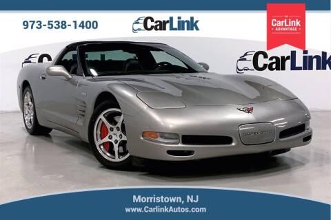 2000 Chevrolet Corvette for sale at CarLink in Morristown NJ