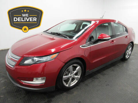 2013 Chevrolet Volt for sale at Automotive Connection in Fairfield OH