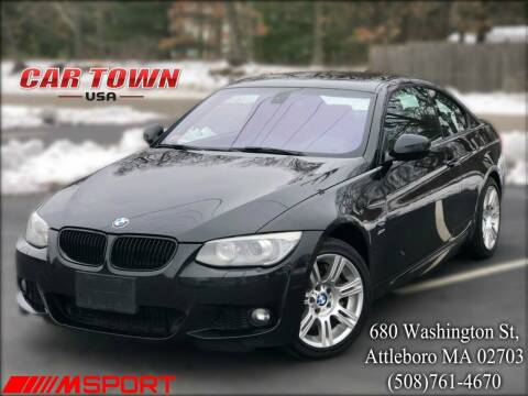 2012 BMW 3 Series for sale at Car Town USA in Attleboro MA