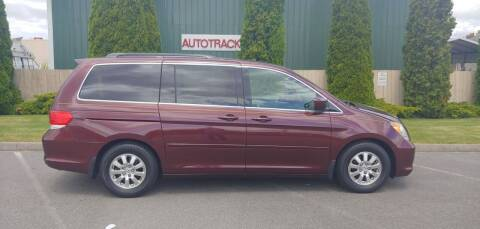 2010 Honda Odyssey for sale at AUTOTRACK INC in Mount Vernon WA