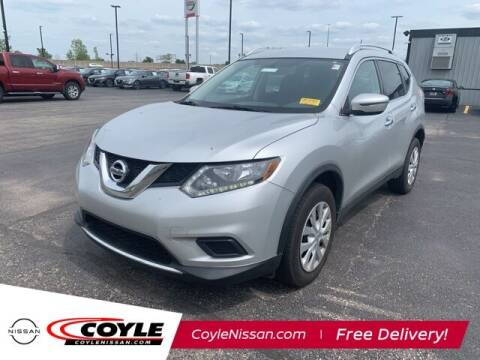 2016 Nissan Rogue for sale at COYLE GM - COYLE NISSAN - Coyle Nissan in Clarksville IN