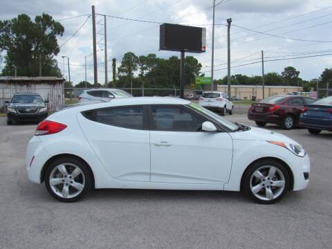 2013 Hyundai Veloster for sale at Checkered Flag Auto Sales EAST in Lakeland FL