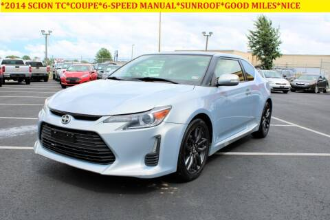 2014 Scion tC for sale at L & S AUTO BROKERS in Fredericksburg VA