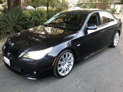 2008 BMW 5 Series for sale at Boktor Motors in North Hollywood CA