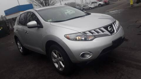 2010 Nissan Murano for sale at Bricktown Motors in Brick NJ