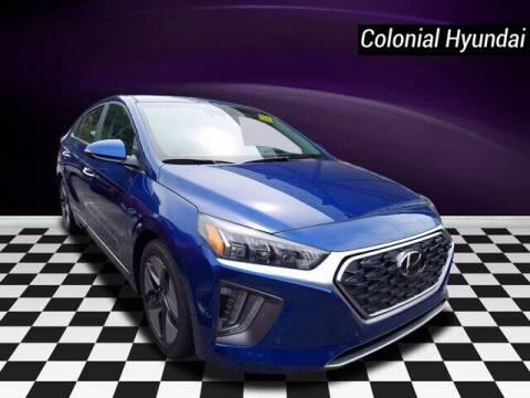 2022 Hyundai Ioniq Hybrid for sale at Colonial Hyundai in Downingtown PA