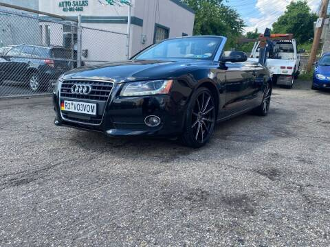 2010 Audi A5 for sale at MG Auto Sales in Pittsburgh PA
