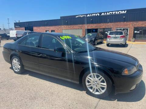 2004 Lincoln LS for sale at Motor City Auto Auction in Fraser MI