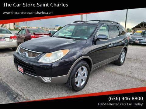 2009 Hyundai Veracruz for sale at The Car Store Saint Charles in Saint Charles MO