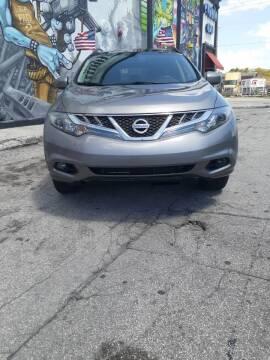 2012 Nissan Murano for sale at Rosa's Auto Sales in Miami FL