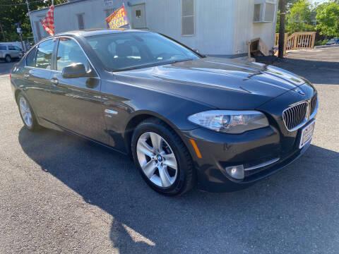 2012 BMW 5 Series for sale at PRNDL Auto Group in Irvington NJ