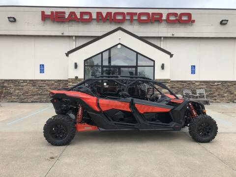2021 Can-Am MAV MAX DS TURBO