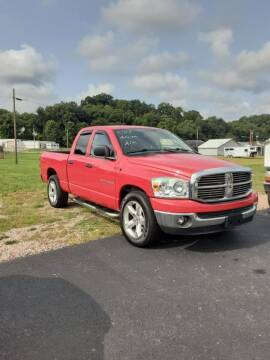 2007 Dodge Ram Pickup 1500 for sale at Bates Auto & Truck Center in Zanesville OH