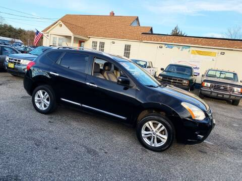 2012 Nissan Rogue for sale at New Wave Auto of Vineland in Vineland NJ