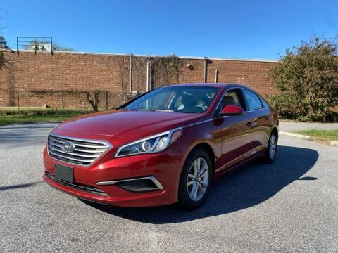2016 Hyundai Sonata for sale at RoadLink Auto Sales in Greensboro NC