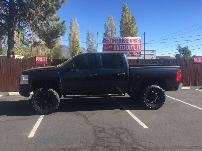 2008 Chevrolet Silverado 1500 for sale at Flagstaff Auto Outlet in Flagstaff AZ