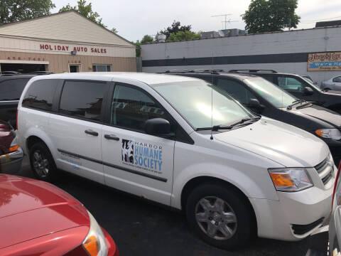 2010 Dodge Grand Caravan for sale at Holiday Auto Sales in Grand Rapids MI