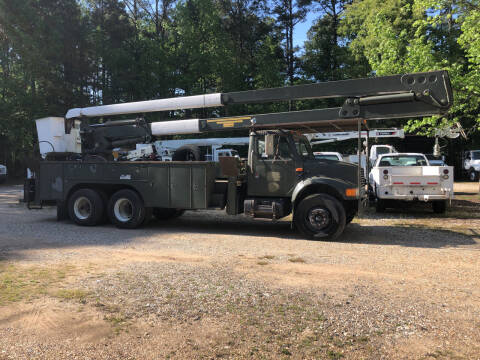 1990 International 4900 for sale at M & W MOTOR COMPANY in Hope AR