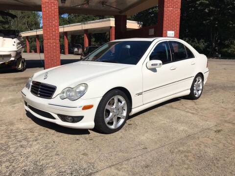 2007 Mercedes-Benz C-Class for sale at Dreamers Auto Sales in Statham GA