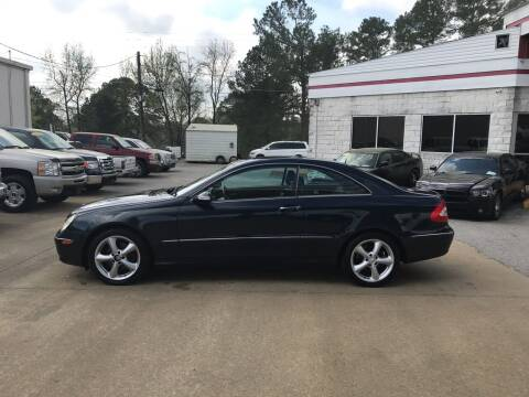 2005 Mercedes-Benz CLK for sale at Northwood Auto Sales in Northport AL