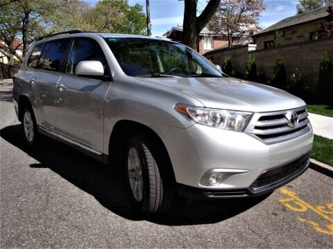 2011 Toyota Highlander for sale at Cars Trader in Brooklyn NY