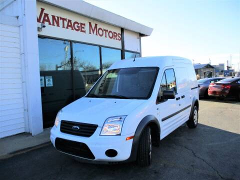 2012 Ford Transit Connect for sale at Vantage Motors LLC in Raytown MO