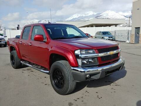 2011 Chevrolet Colorado for sale at Canyon Auto Sales in Orem UT