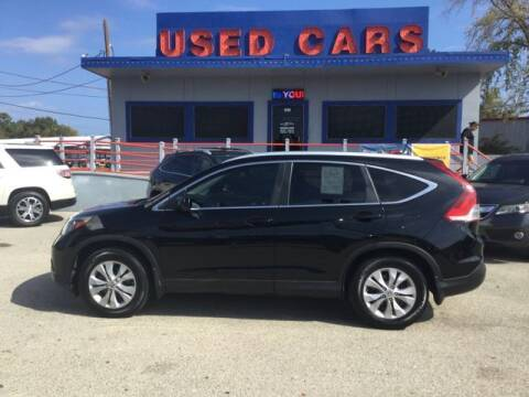 2014 Honda CR-V for sale at Your Car Store in Conroe TX