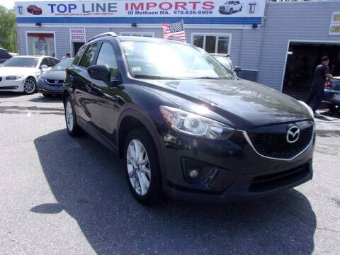 2014 Mazda CX-5 for sale at Top Line Import of Methuen in Methuen MA