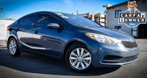 2014 Kia Forte for sale at Rahimi Automotive Group in Yuma AZ