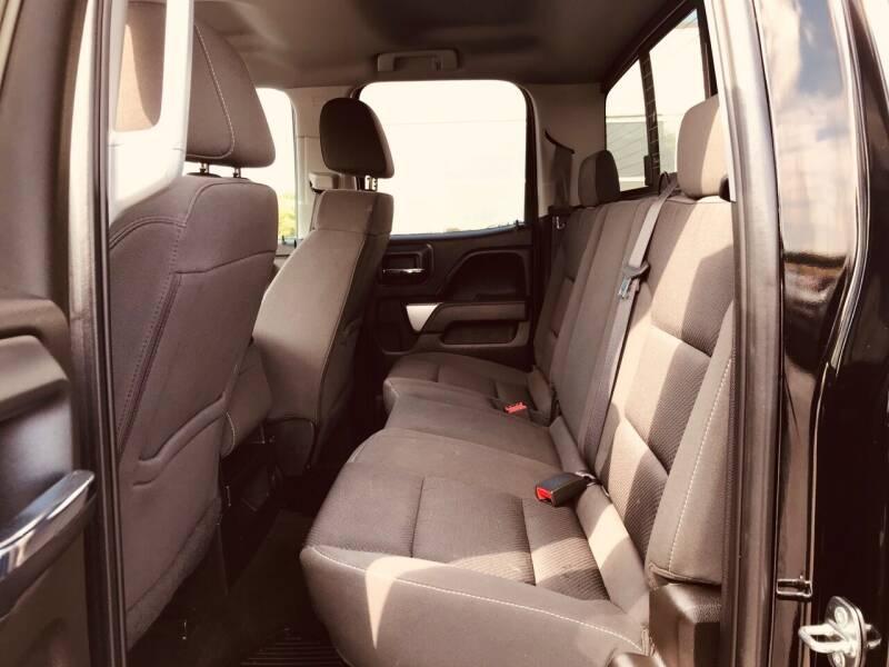 2016 Chevrolet Silverado 1500 4x4 LT Z71 4dr Double Cab 6.5 ft. SB - Morristown TN