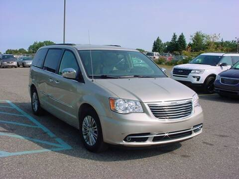 2013 Chrysler Town and Country for sale at VOA Auto Sales in Pontiac MI