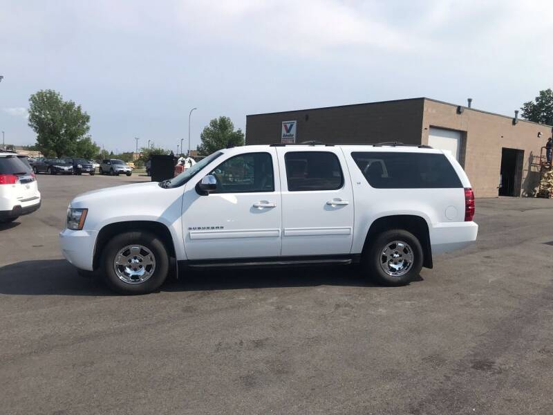 2013 Chevrolet Suburban for sale at Crown Motor Inc in Grand Forks ND