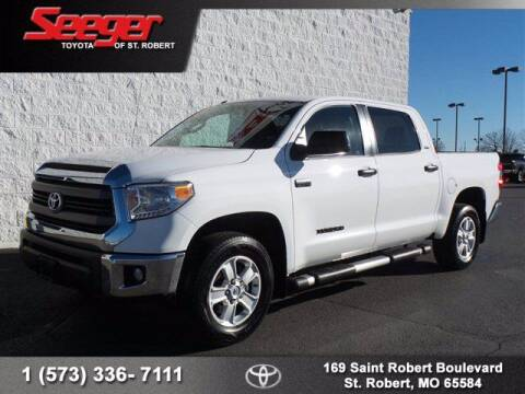 2015 Toyota Tundra for sale at SEEGER TOYOTA OF ST ROBERT in St Robert MO