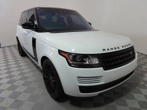 2017 Land Rover Range Rover for sale at Curry's Cars Powered by Autohouse - Auto House Scottsdale in Scottsdale AZ