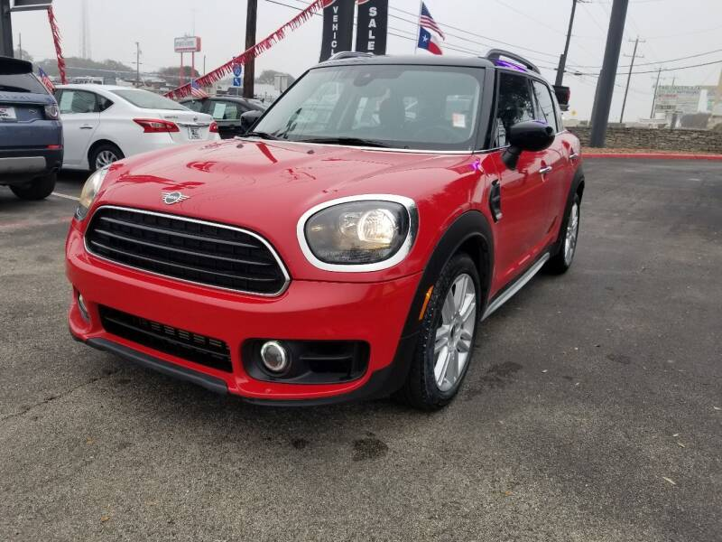2020 MINI Countryman for sale at ON THE MOVE INC in Boerne TX