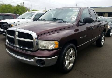2004 Dodge Ram Pickup 1500 for sale at Angelo's Auto Sales in Lowellville OH