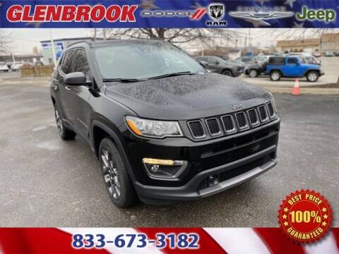 2021 Jeep Compass for sale at Glenbrook Dodge Chrysler Jeep Ram and Fiat in Fort Wayne IN