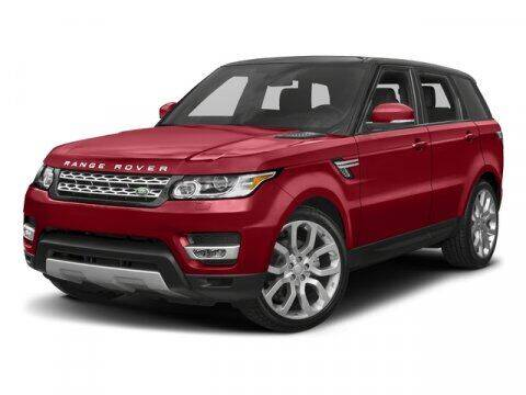 2017 Land Rover Range Rover Sport for sale at Certified Luxury Motors in Great Neck NY
