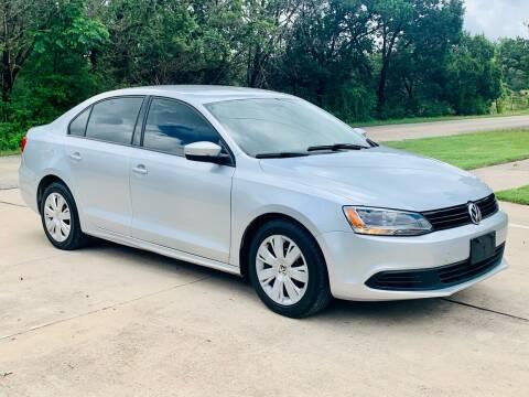 2012 Volkswagen Jetta for sale at Luxury Motorsports in Austin TX