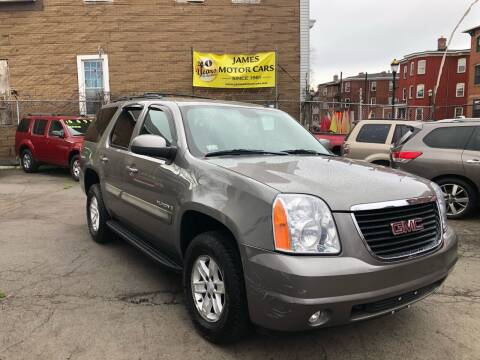 2008 GMC Yukon for sale at James Motor Cars in Hartford CT