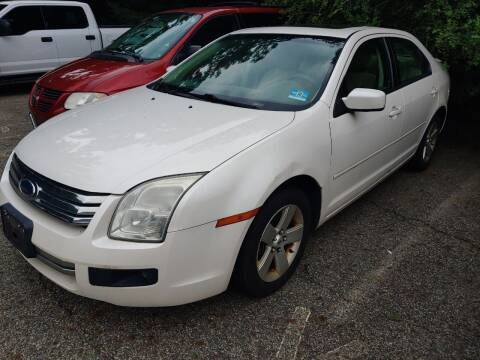 2009 Ford Fusion for sale at CRS 1 LLC in Lakewood NJ