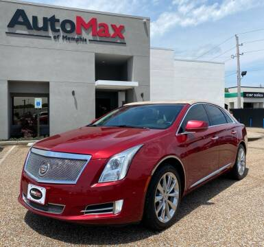 2014 Cadillac XTS for sale at AutoMax of Memphis in Memphis TN