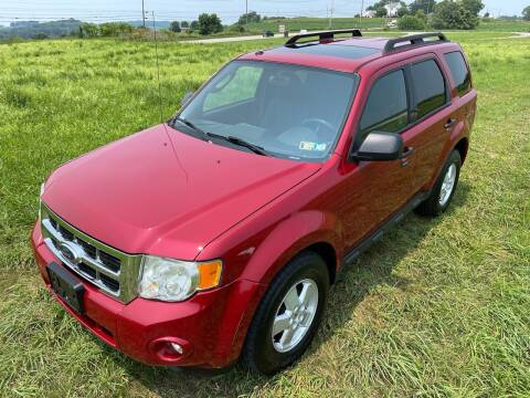 2010 Ford Escape for sale at Linda Ann's Cars,Truck's & Vans in Mount Pleasant PA