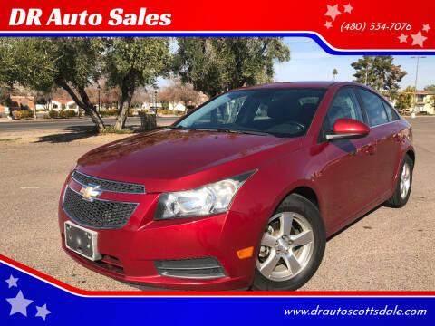 2013 Chevrolet Cruze for sale at DR Auto Sales in Scottsdale AZ
