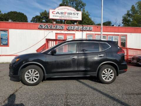 2018 Nissan Rogue for sale at CARFIRST ABERDEEN in Aberdeen MD