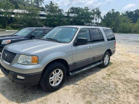 2006 Ford Expedition for sale at Hwy 80 Auto Sales in Savannah GA