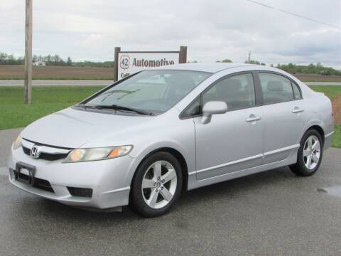2009 Honda Civic for sale at 42 Automotive in Delaware OH