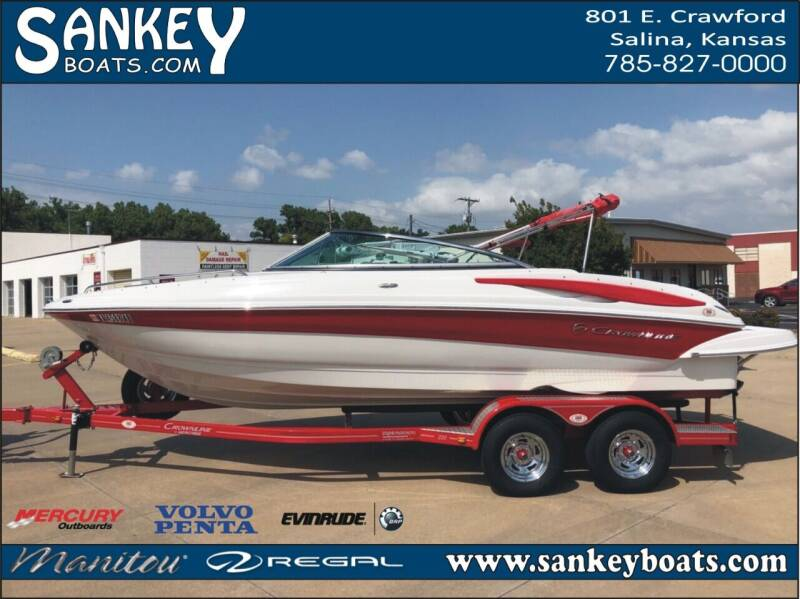 2011 Crownline 220 LS for sale at SankeyBoats.com in Salina KS