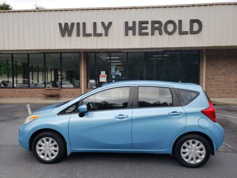 2015 Nissan Versa Note for sale at Willy Herold Automotive in Columbus GA